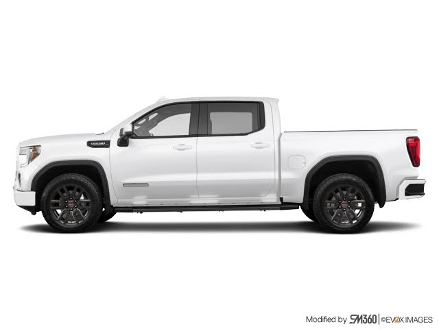 2019 GMC Sierra 1500 Elevation Double Cab 4WD