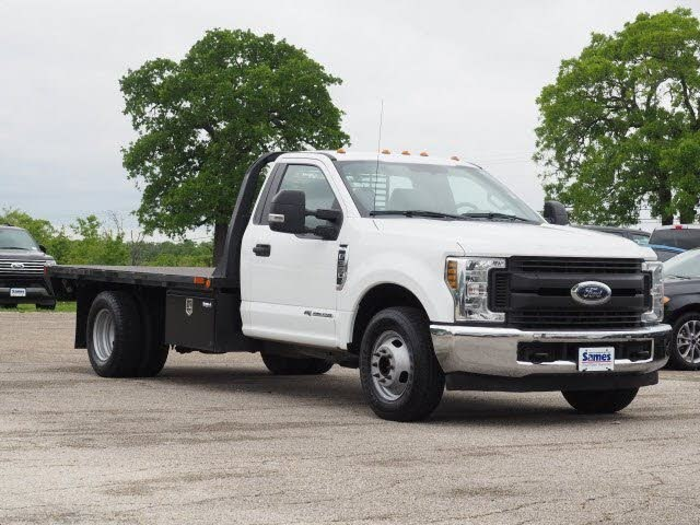 2018 Ford F-350 Super Duty Chassis