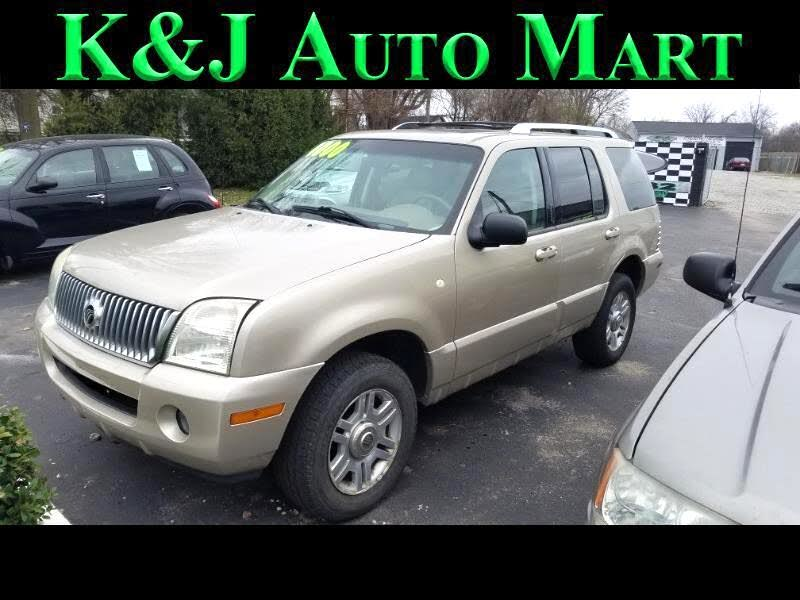 04 2004 Mercury Mountaineer owners manual Auto Parts & Accessories ...