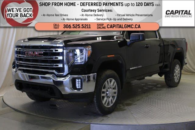 2020 GMC Sierra 2500HD SLE Double Cab 4WD