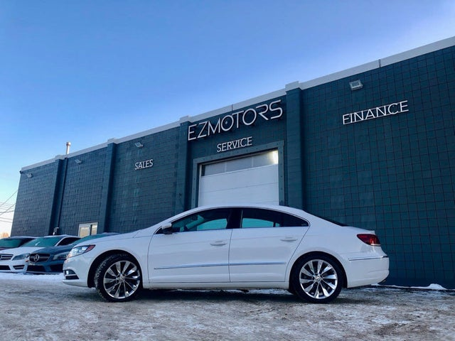 2014 Volkswagen CC VR6 Executive 4Motion AWD