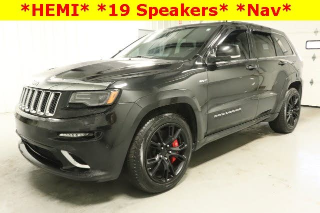 2015 Jeep Grand Cherokee Srt For Sale In Chicago