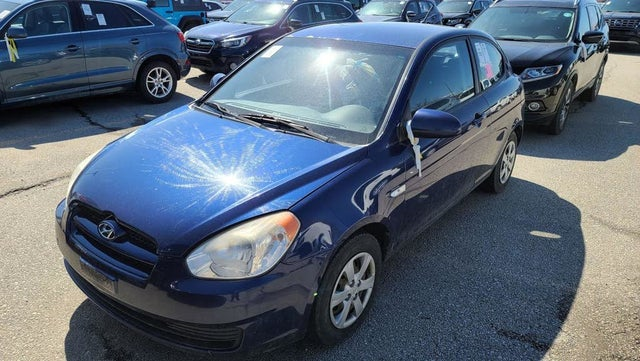2009 Hyundai Accent L 2-Door Hatchback FWD
