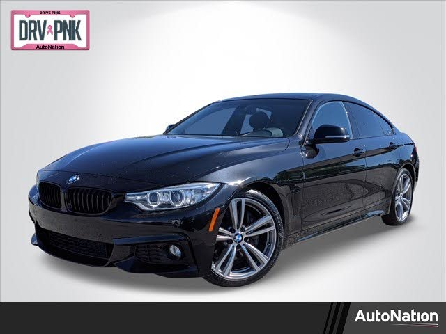 Used 2017 BMW 4 Series 440i Gran Coupe RWD for Sale (with ...