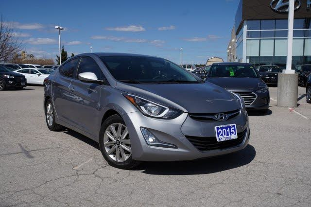 2019 Hyundai Elantra Preferred Sedan FWD