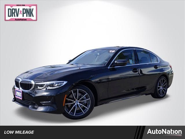 2019 BMW 3 Series 330i Sedan RWD