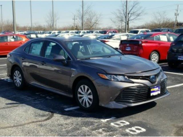 2020 Toyota Camry Hybrid LE FWD