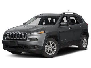 2017 Jeep Cherokee North 4WD