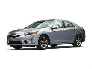 2014 Acura TSX Sedan FWD with Technology Package