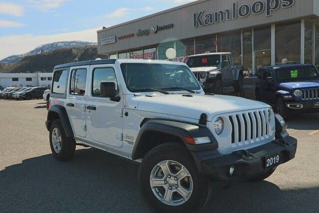 2019 Jeep Wrangler Unlimited Sport 4WD