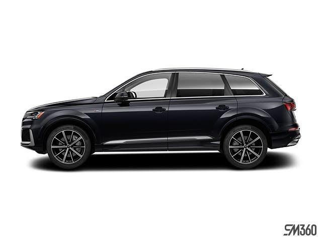 2020 Audi Q7 3.0T quattro Technik AWD