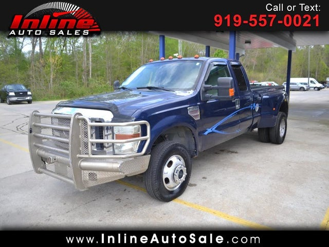 2008 Ford F-350 Super Duty Lariat Super Cab LB DRW 4WD