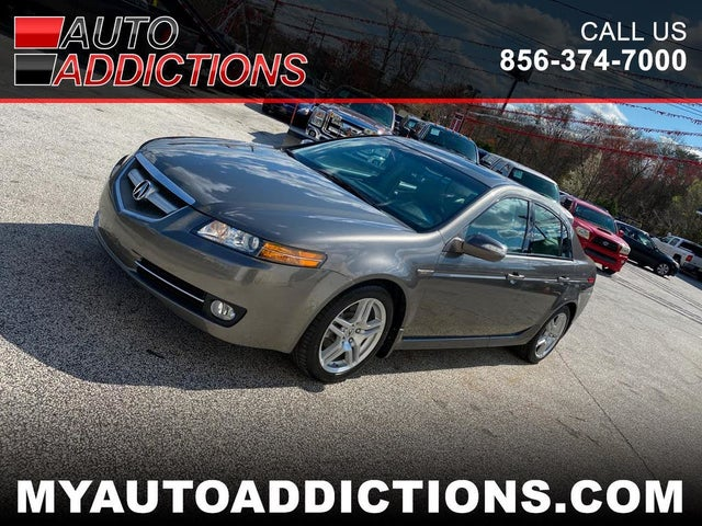 2008 Acura TL FWD with Navigation