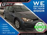 2017 Volkswagen Golf 1.8T Highline 4-Door FWD