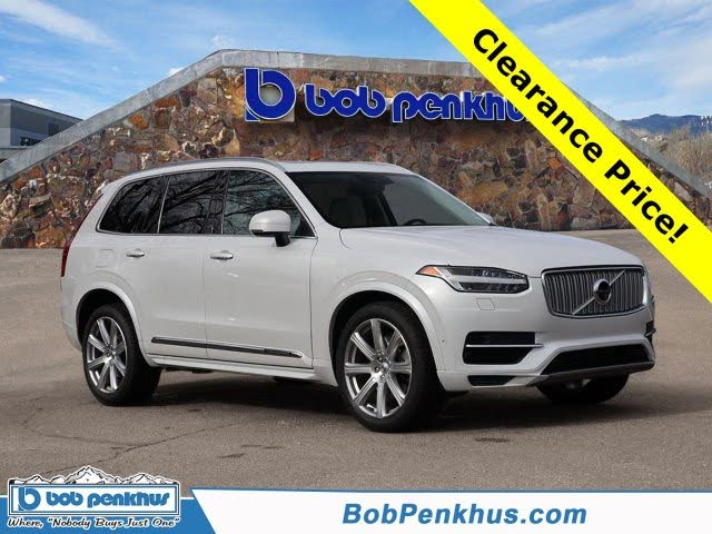 2016 Volvo XC90 Hybrid Plug-in T8 Inscription eAWD