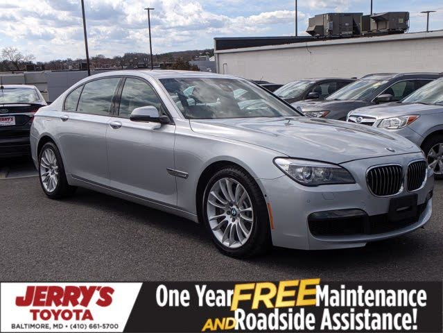 2014 BMW 7 Series Alpina B7 xDrive LWB AWD