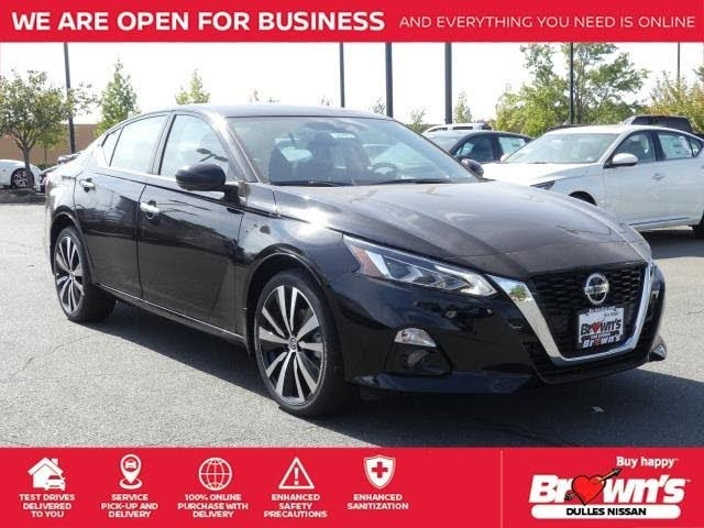 Used 2020 Nissan Altima 2 5 Platinum Awd For Sale With Photos Cargurus