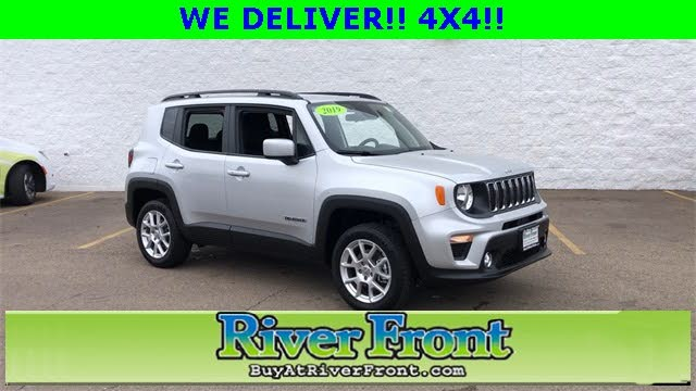 2019 Jeep Renegade Latitude 4WD