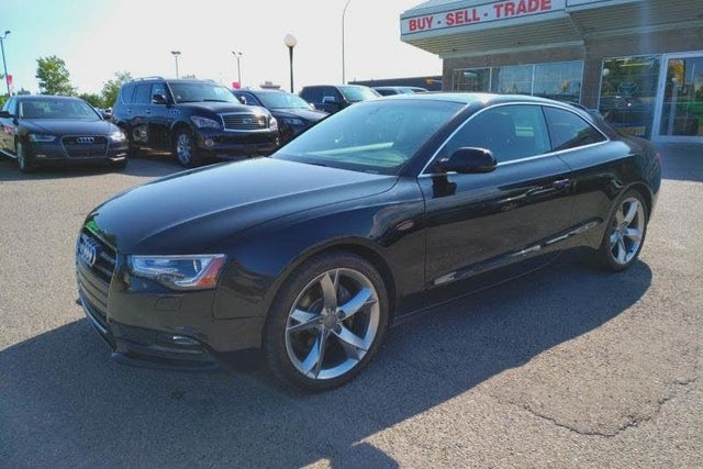 2014 Audi A5 2.0T quattro Komfort Coupe AWD