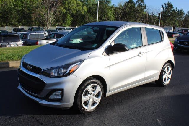 2019 Chevrolet Spark LS FWD