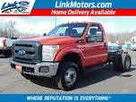 2016 Ford F-350 Super Duty Chassis XL DRW 4WD
