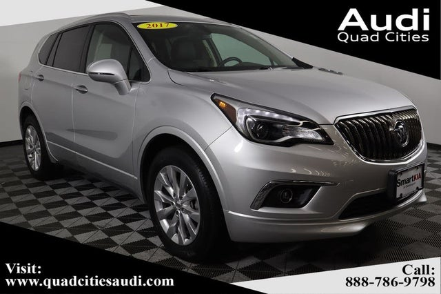 Shelbyville Auto Sales >> Used 2018 Buick Envision for Sale (with Photos) - CarGurus