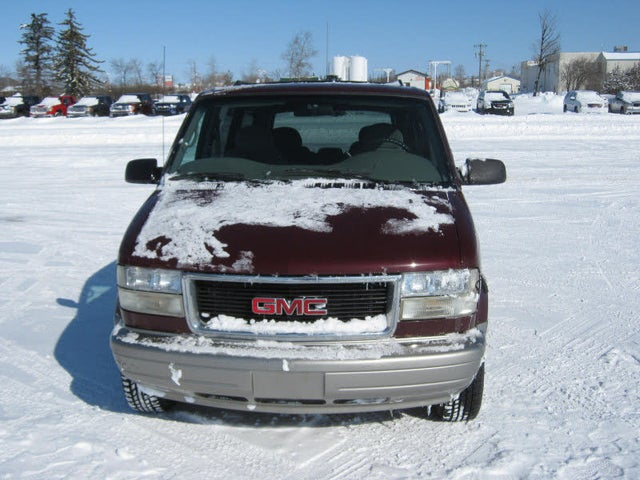 2001 GMC Safari 3 Dr SLT AWD