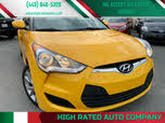 2016 Hyundai Veloster FWD with Black Seats