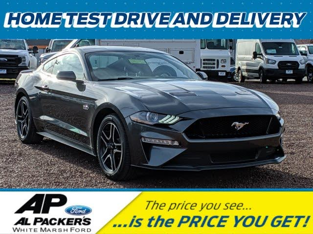 2019 Ford Mustang Shelby GT350 Fastback RWD