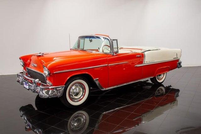 1955 Chevrolet Bel Air Convertible RWD