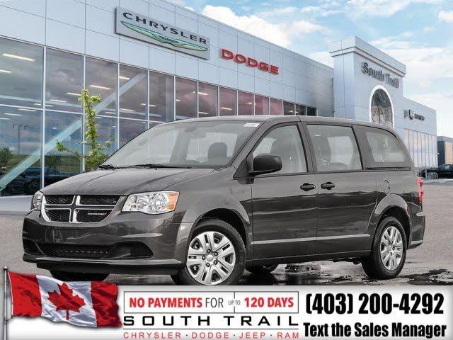 2019 Dodge Grand Caravan Canadian Value Package FWD