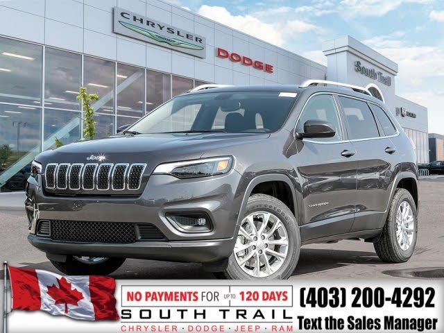 2019 Jeep Cherokee North 4WD