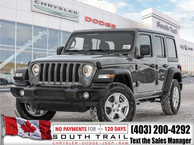 2020 Jeep Wrangler Unlimited Sport 4WD