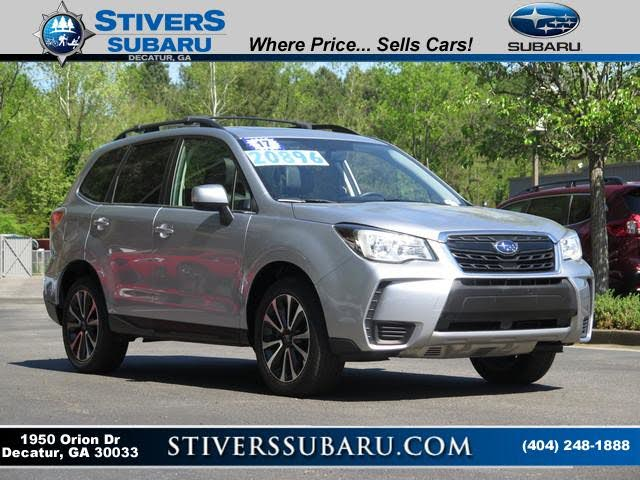 certified subaru forester for sale kennesaw ga cargurus cargurus