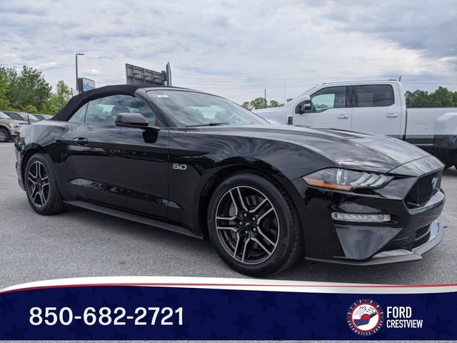 Used 2020 Ford Mustang GT Premium Convertible RWD for Sale ...