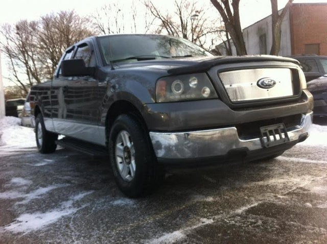 2004 Ford F-150 XL Ext. Cab