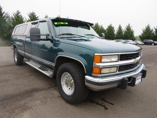 1995 Chevrolet C/K 2500 Silverado Extended Cab RWD
