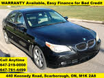 2007 BMW 5 Series 525xi Sedan AWD