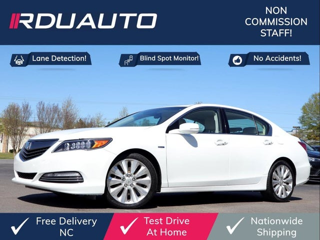 2014 Acura RLX Hybrid Sport SH-AWD with Technology Package