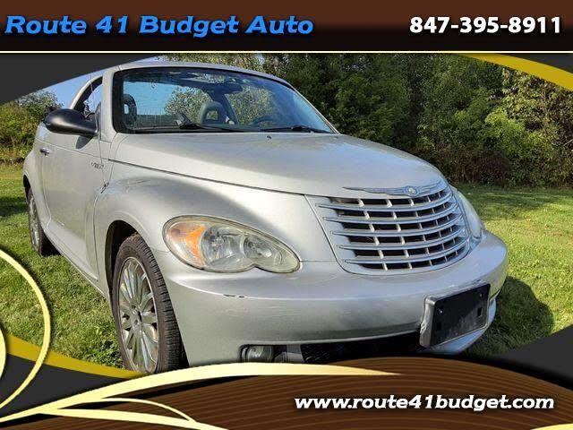 2006 Chrysler PT Cruiser GT Convertible FWD