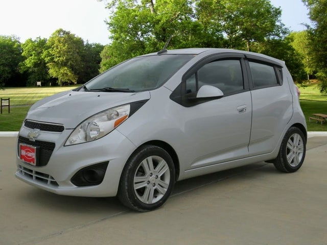 2013 Chevrolet Spark LS FWD