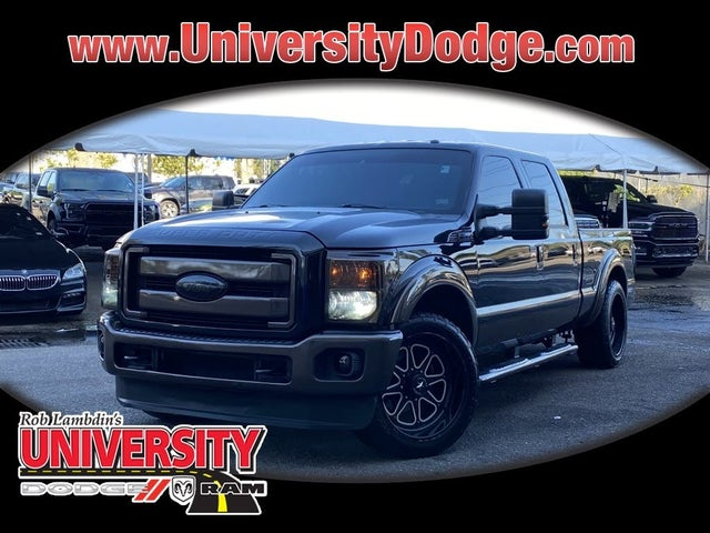 2011 Ford F-250 Super Duty XLT Crew Cab LB