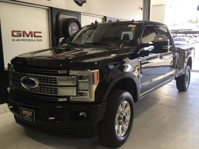 Used 2019 Ford F-350 Super Duty Platinum for Sale (with ...