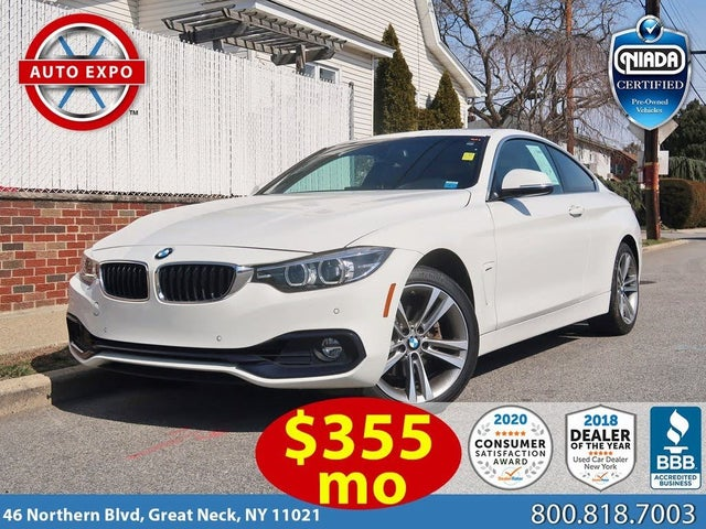 2018 BMW 4 Series 440i xDrive Coupe AWD