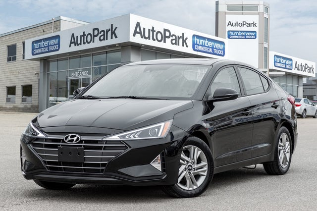 2020 Hyundai Elantra Preferred Sedan FWD