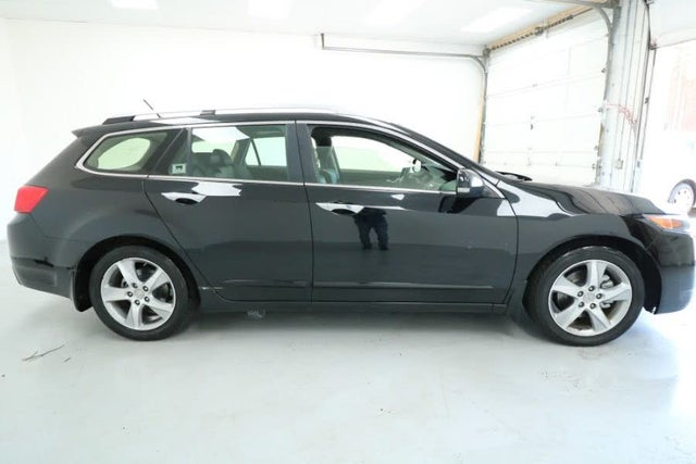 2013 Acura TSX Sport Wagon FWD with Technology Package