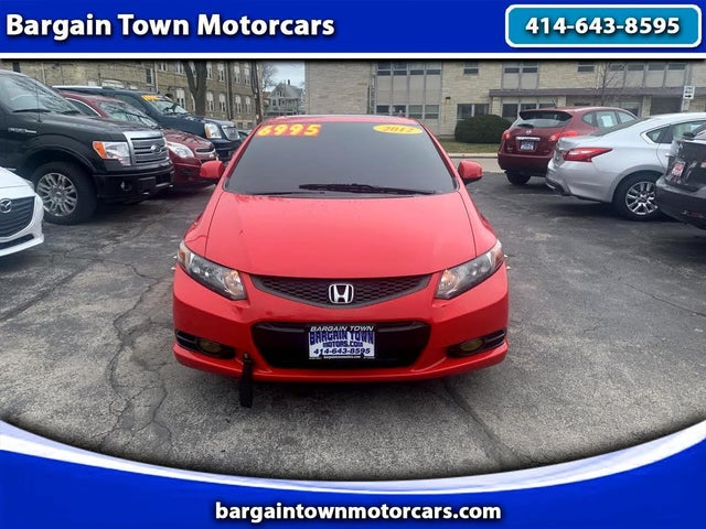 2012 Honda Civic Coupe EX-L