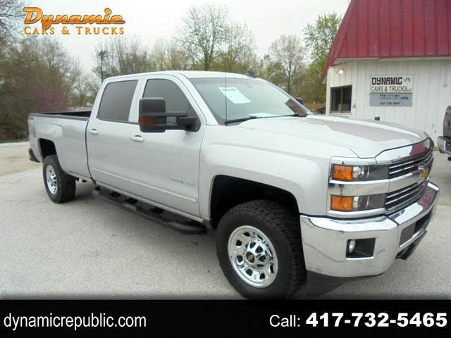 Used Chevrolet Silverado 2500HD for Sale in Springfield ...