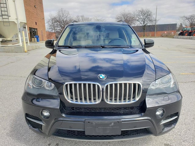 2011 BMW X5 xDrive35d AWD