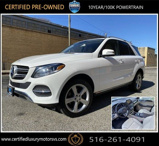 2017 Mercedes-Benz GLE-Class GLE 350 4MATIC For Sale (with